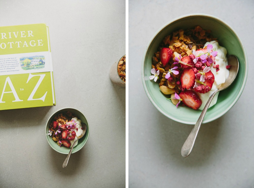 Brazil nut, cacao + orange granola | My Darling Lemon Thyme