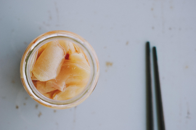 Homemade Pickled Ginger Recipe My Darling Lemon Thyme