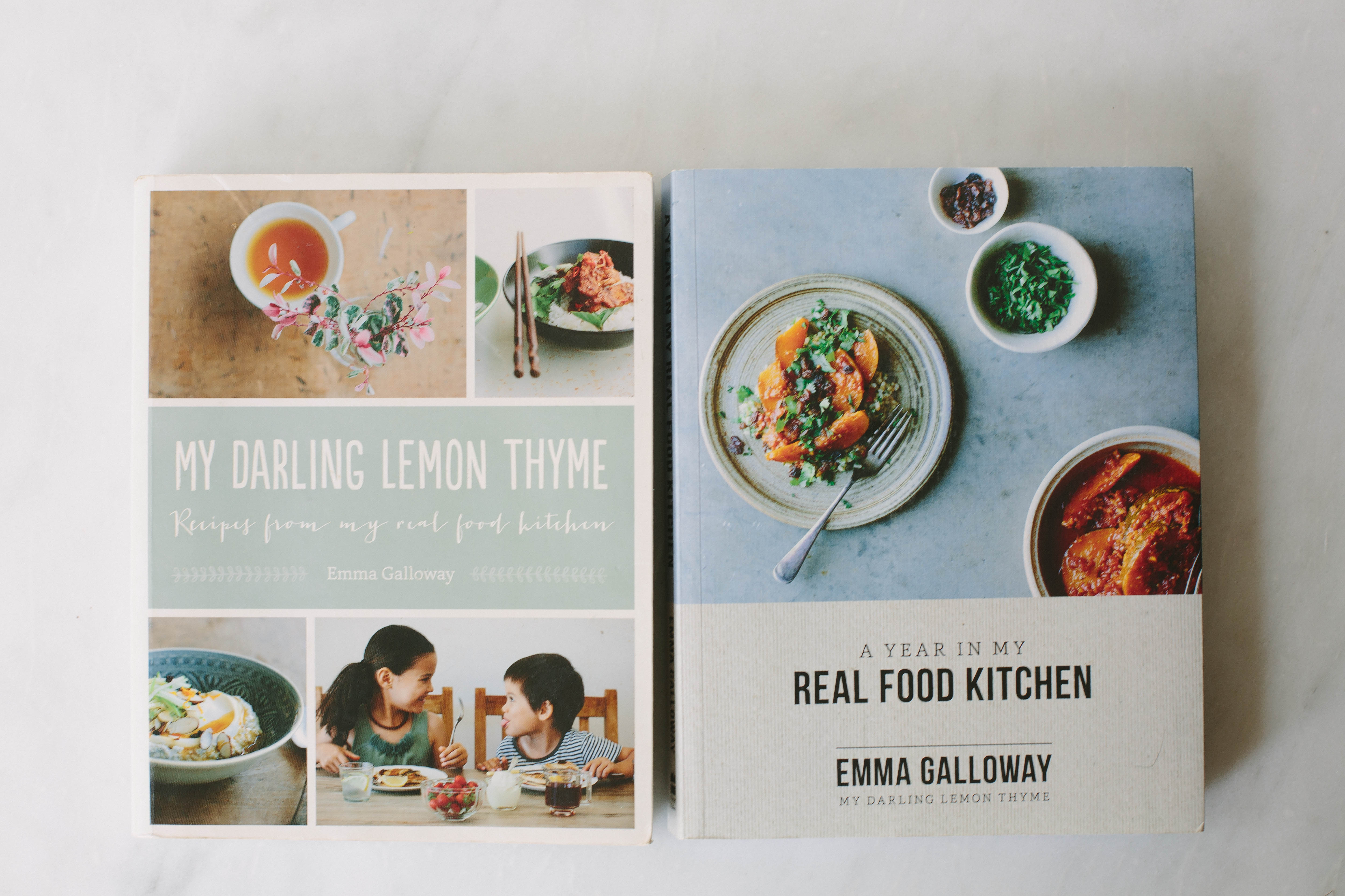 My cookbooks my darling lemon thyme cookbooks by emma galloway my debut best selling cookbook forumfinder Images
